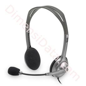 Jual Headset LOGITECH Stereo H110 [981-000459] - Black